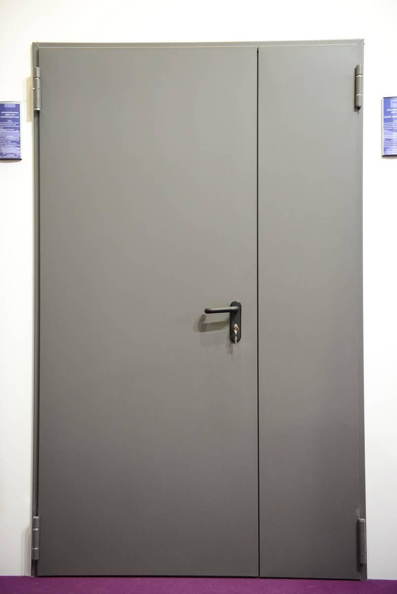 вставить металлические тамбурные двери в бутово